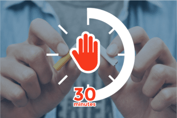 Stop Smoking in UNDER 30 Minutes